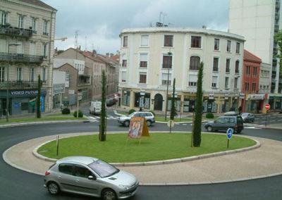 Mairie de Roanne