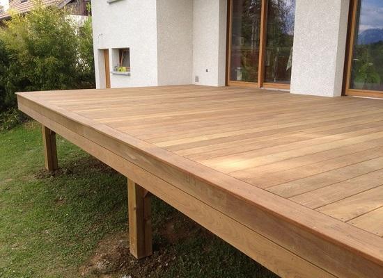 Construction De Terrasses Pepinieres Et Jardins D Aiguilly